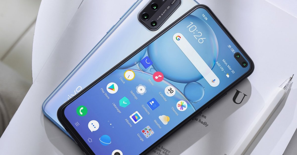 Vivo V19 Price In India 2020: A Slightly Overpriced Smartphone -  MobyGeek.com