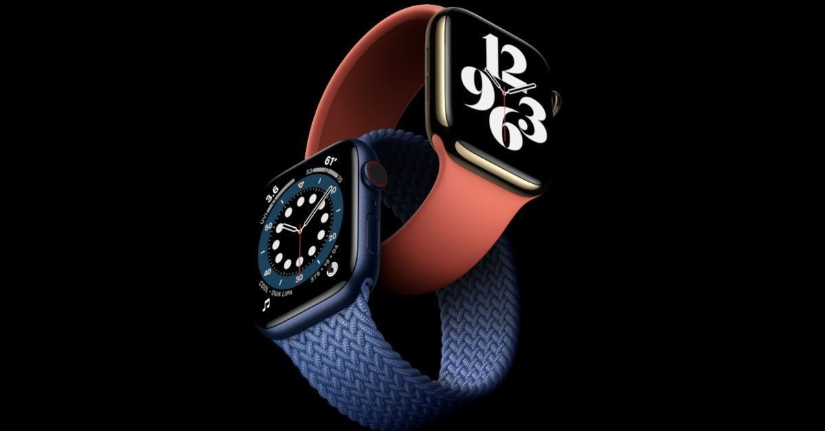 What you need to know about the Apple Watch Series 6
