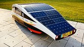 The Next-Gen Electric Cars Recharge Through Solar Energy
