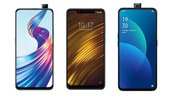 Vivo V15 vs. POCO F1 vs. Oppo F11 Pro: Price & Specifications Compared