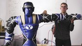 NASA's New Inflatable Robotic Astronauts May Replace Metallic Robots..