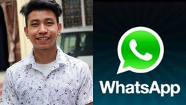 Facebook Awarded A 22-YO Engineer $5,000 For WhatsApp Bug Discovery