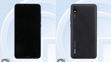 TENAA Listing Reveals Full Specifications Of Redmi 7A