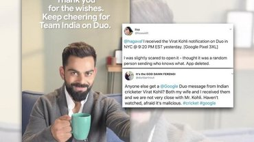 Google Needed To Issue An Apology Over The Indian Cricket Team