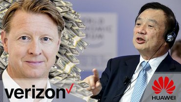 Huawei Is Demanding 1 Billion Dollar From Verizon For Patent Licensing
