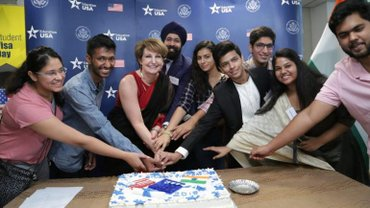 U.S Embassy Introduces Mobile Application To Help Indian Students