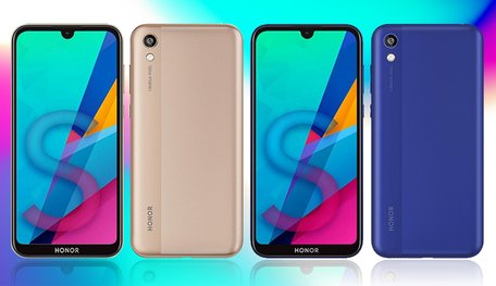 Honor 8S With 5 71-Inch HD+ Display & Water-Drop Notch Launched