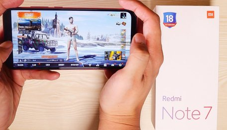 Redmi Note 7 Gaming Review: Not Really Happy With PUBG