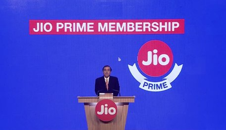 Reliance Jio Auto-Extended Prime Membership For A Year For Its