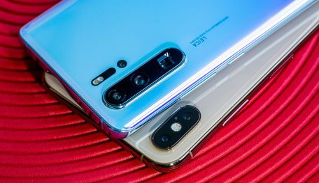 iPhone XS Max Vs  Huawei's P30 Pro: A Photographic Comparison