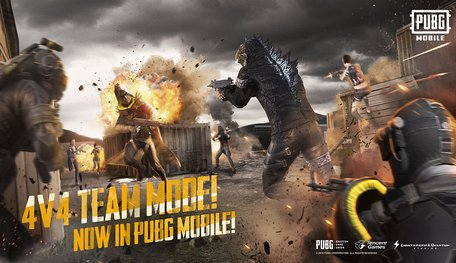 PUBG Mobile Deathmatch - Gameplay, Maps And Weapons