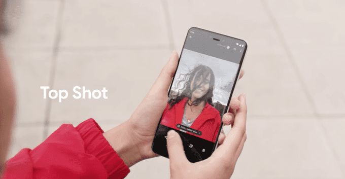 Google Pixel 3 Camera Can Automatically Take A Photo When