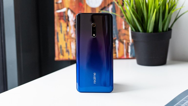 Realme X With Snapdragon 710 SoC & Pop-Up Camera Launched In China