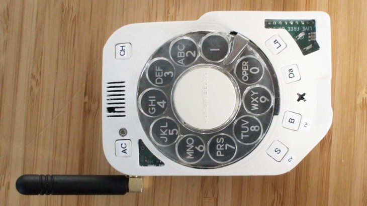 Rotary Cellphone Is A Distraction-Free Mobile Phone For ...