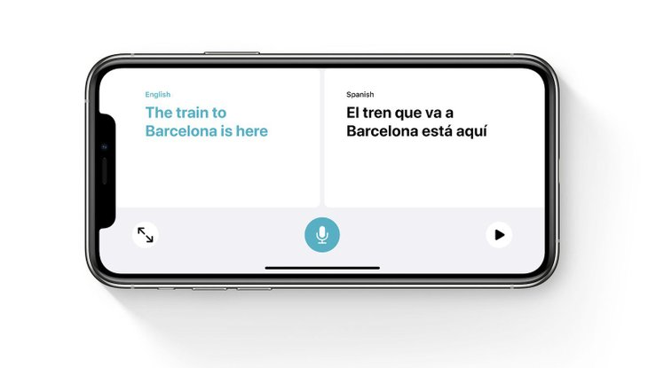 Ios 14 Translate App Apple