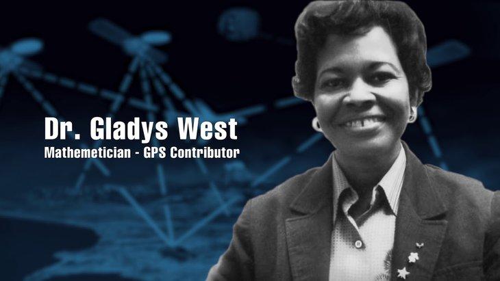 Dr Gladys West
