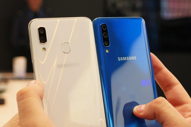 Samsung Galaxy A30 And A50 Hands On 15530544049576