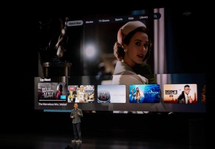 New Apple Tv App Header