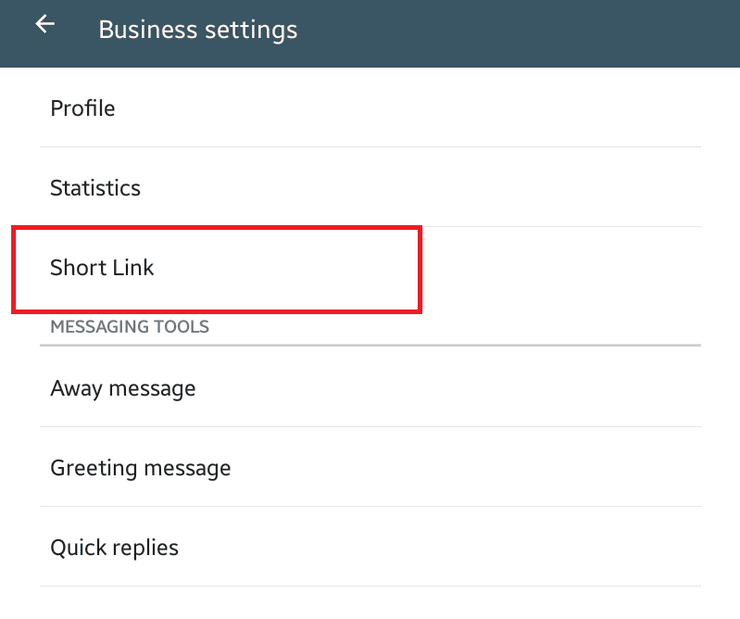 WhatsApp Rolls Out Short Link For Businesses On Both Android