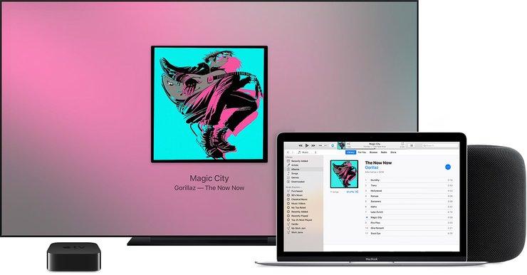 Tvos12 Itunes Airplay Apple Tv Hero