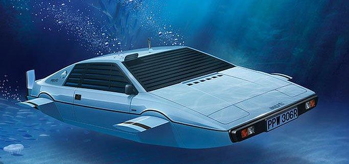 Submarine-Car