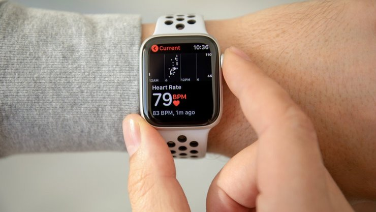 By Giving Low Heart Rate Warning, An Apple Watch Saves A