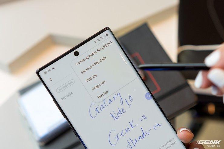 Galaxy Note 10 8