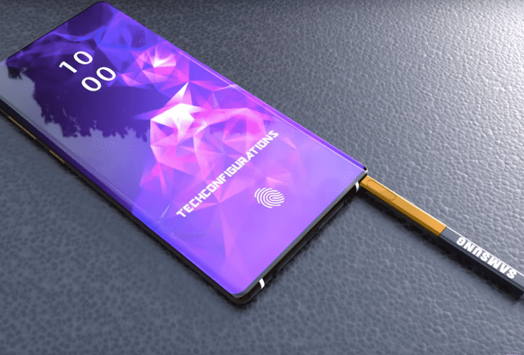 Galaxy Note 10 S Pen Acts Like A Wand, With A Handful Of