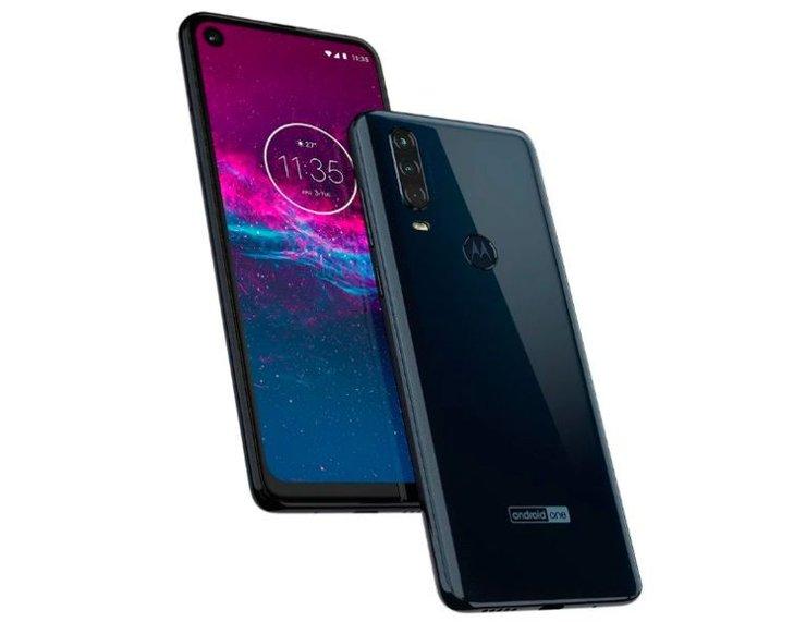Motorola One Action 768x593