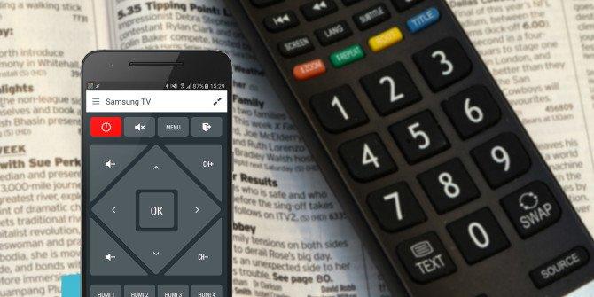 Smartphone-Universal-Smart-Remote