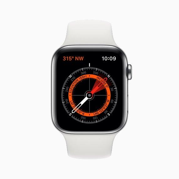 Apple-Watch-Series-5-compass
