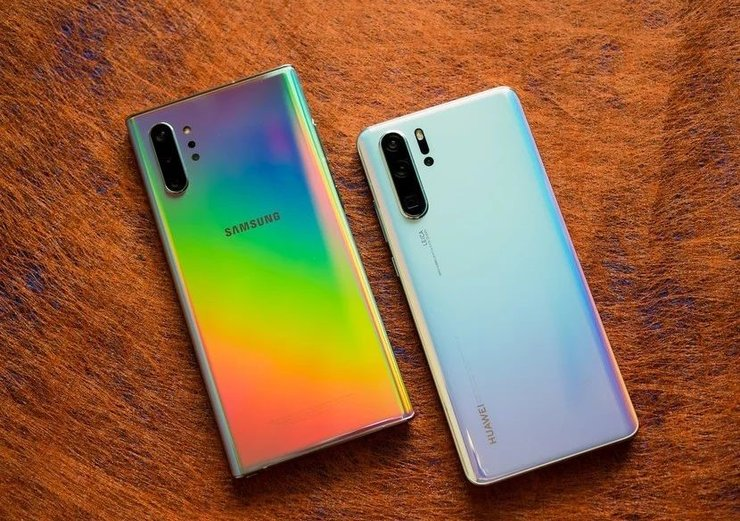 Galaxy Note 10 Plus Vs Huawei P30 Pro 1 Compressed