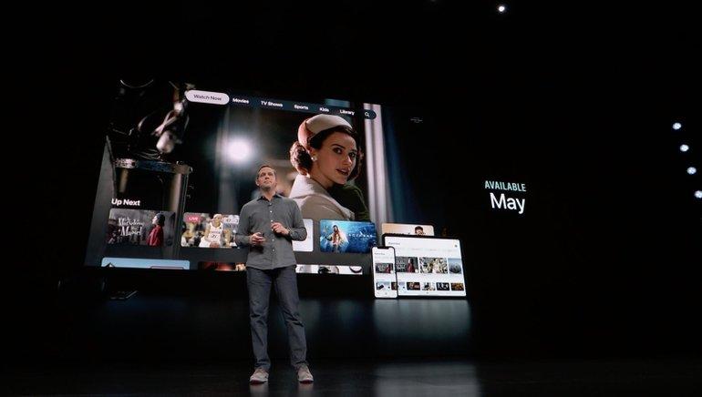 Kết quả hình ảnh cho Apple TV showtime event