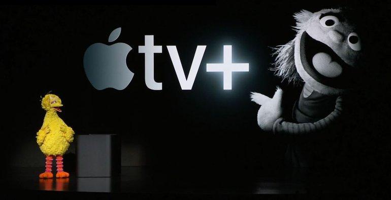 Kết quả hình ảnh cho apple TV plus
